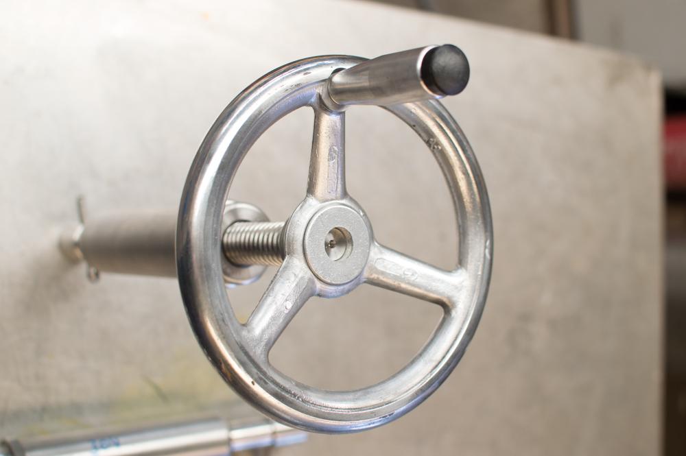 Válvulas de fondo para cisternas