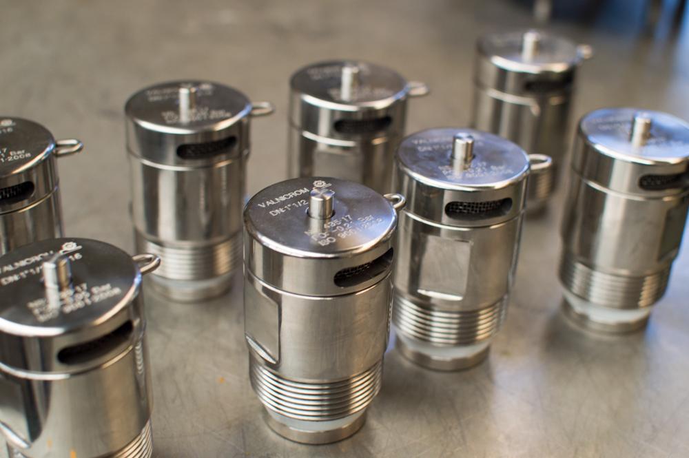 Las válvulas de acero inoxidable tienen una historia muy fructífera