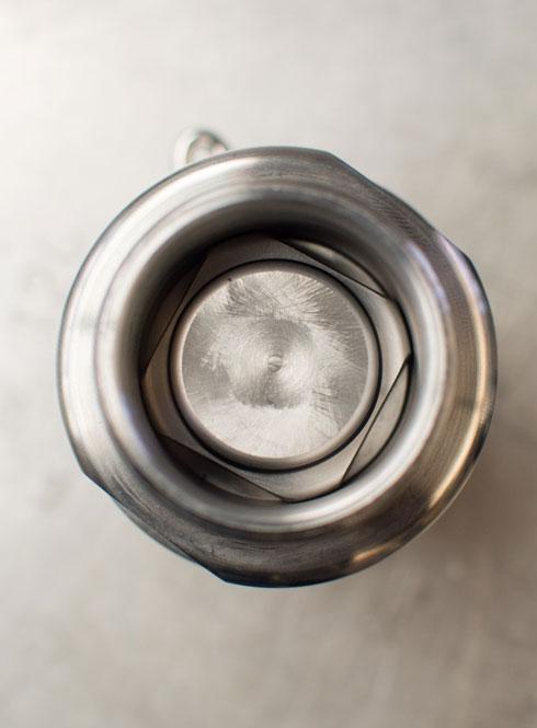 Válvula-seguridad. Fabricación de válvulas de acero inoxidable