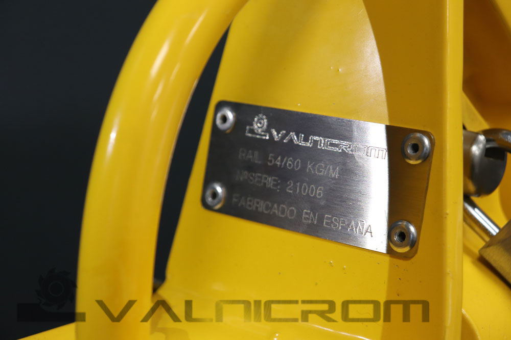 Calces trenes-Valnicrom